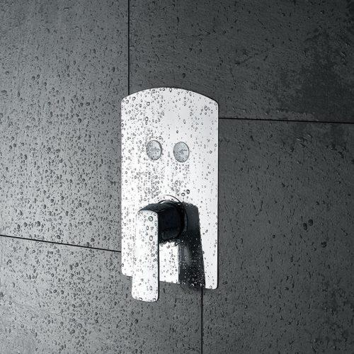 מערכות קיר וראשי מקלחת