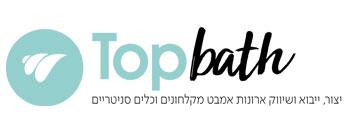 Top Bath לוגו